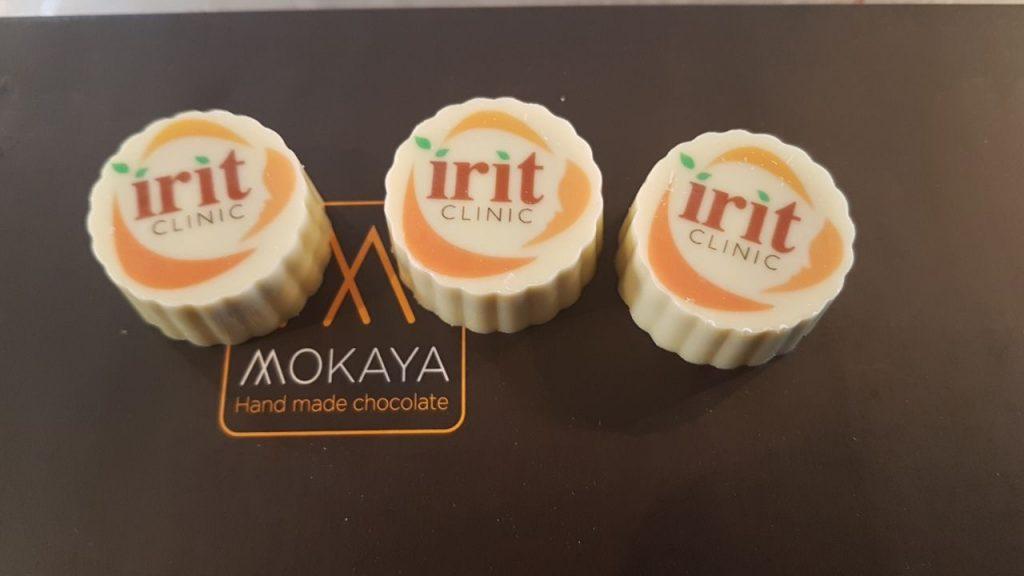 MOKAYA - שוקולד ממותג לאירועים ועסקים