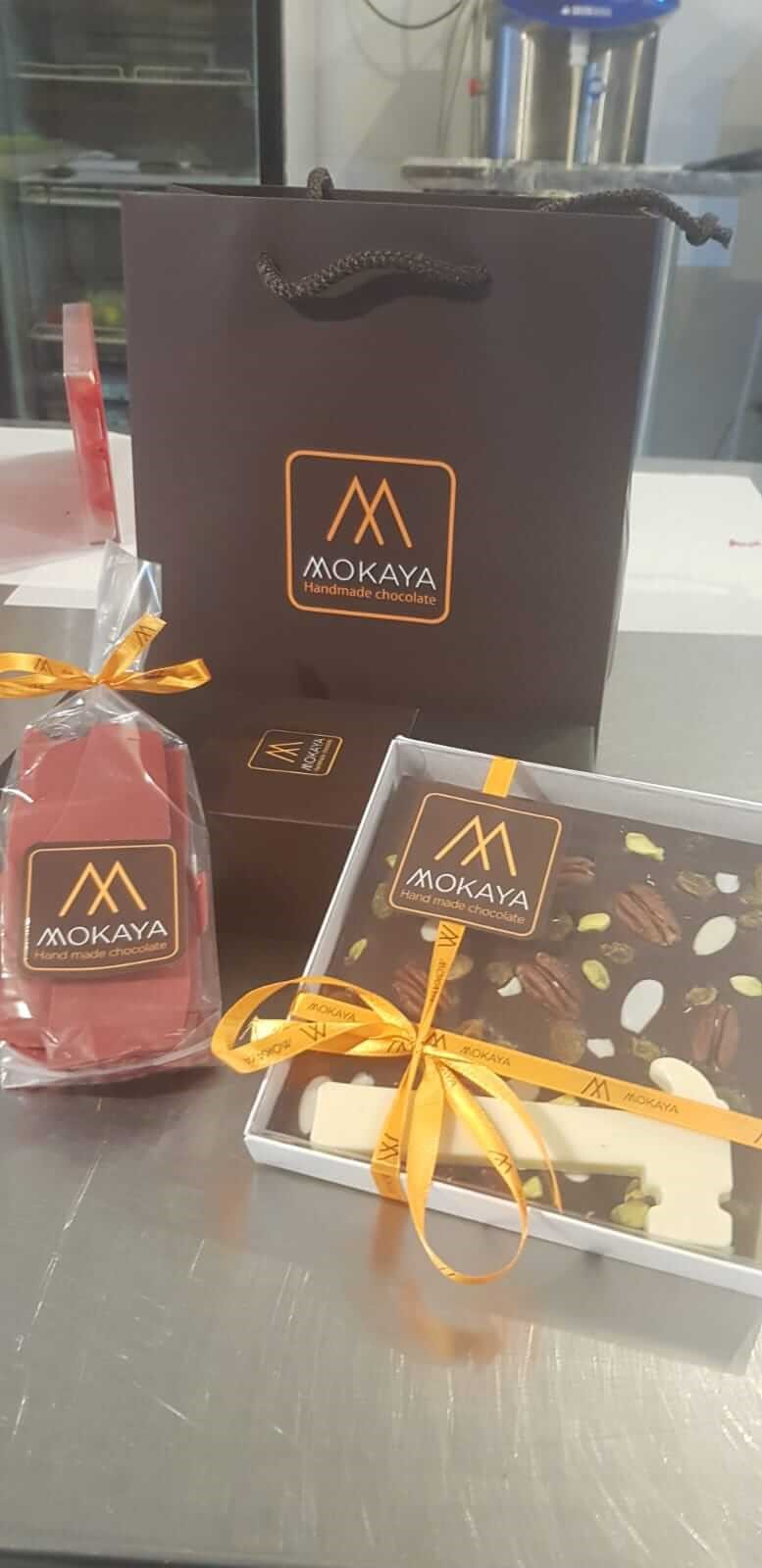 Mokaya - מתנות עם שוקולדים שכולם אוהבים